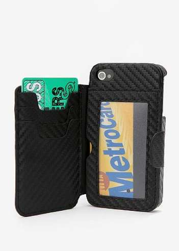 Wallet Phone Cases - The iWallet iPhone Case is Handy and Durable
