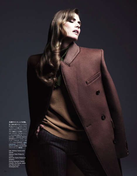 Vogue Japan December 2012