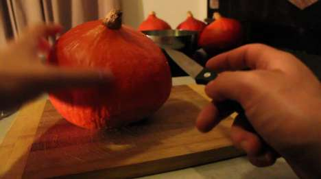 Stop Motion Pumpkin