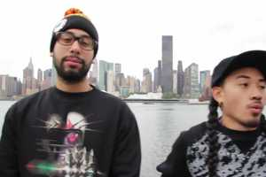 The Mishka Holiday 2012 Fashion Film Captures the New York Hipster Scene