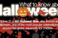 Historical Halloween Infographics