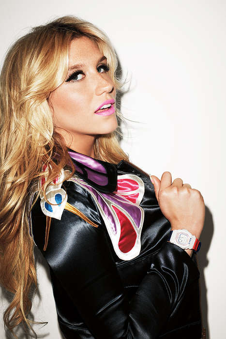 Kesha Baby-G Watch