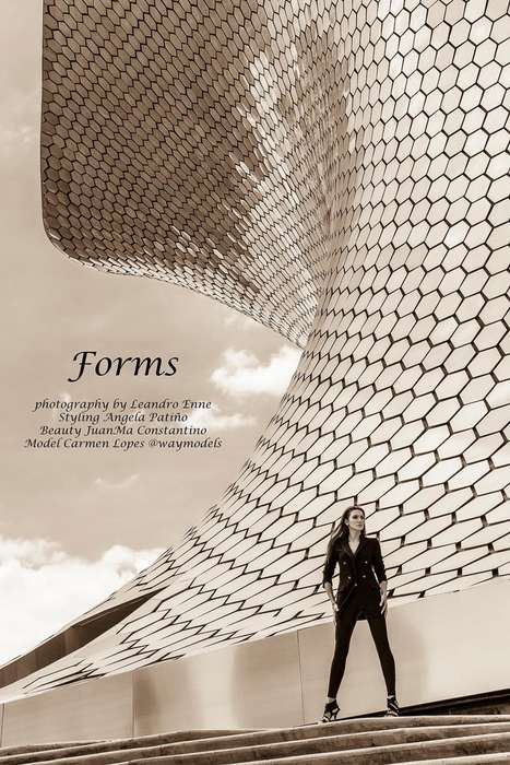 Forms by Leandro Enne