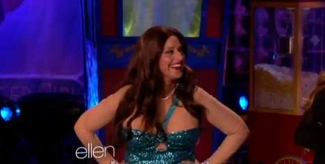 Ellen DeGeneres as Sofia Vergara