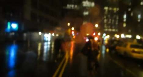 Hurricane Sandy on Bikes