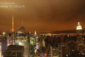 The 'Hurricane Sandy: View from Above' Tracks Weather from Up H
