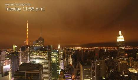 High Rise Storm Videos - The 'Hurricane Sandy: View from Above' Tracks Weather from Up H