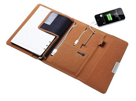 mili power notebook