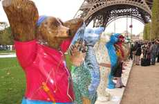 Fiberglass Fauna Displays