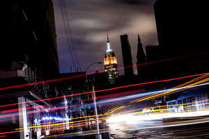 The Artsy Manhattan Blackout Photos are Beautifully Captured