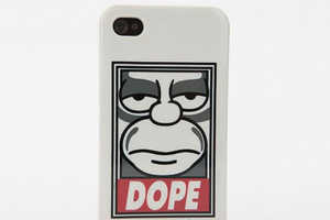 Shepard Fairey X The Simpsons Dope Collection Pays Homage to El Barto