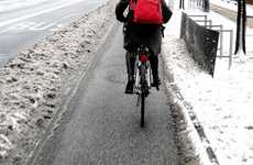 Winter-Friendly Bicycle Routes