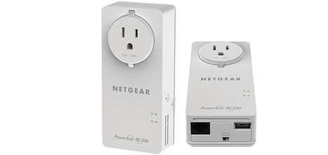 netgear powerline music extender