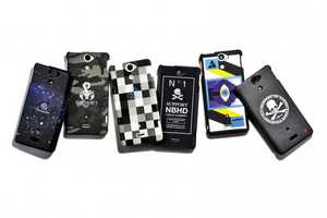 The New Sony Xperia Covers Feature Japanese Streetwear Brand Designs