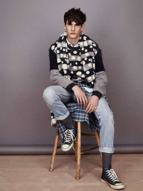 TOPMAN x James Long