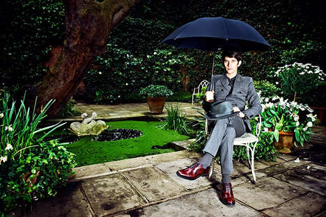 Ben Whishaw GQ UK