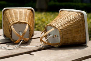 Bambory Speakers Infuse Nature and Technology