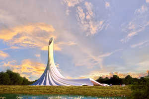 The Miami Chapel by Free Was Inspired by a Catholic Icon's Robes