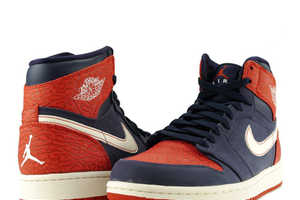 The Presidential Election Air Jordan Kicks Represent Both Sides