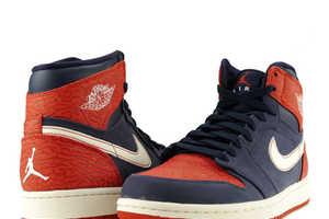 The Presidential Election Air Jordan Kicks Represent Both Sides