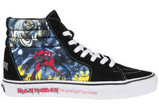 Musically Commemorative Sneakers