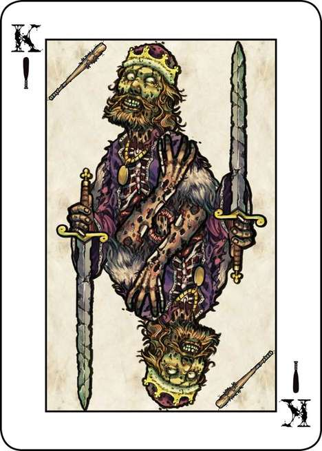 deck of the dead