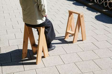 Torafu ARchitexts AA Stool