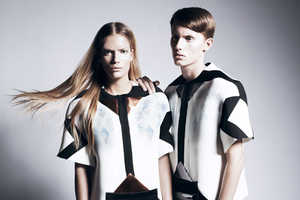 The Interieur 2012 Uniforms by Damien Ravn Showcased Norwegian Talent
