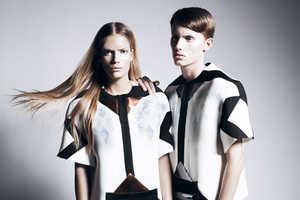 The Interieur 2012 Uniforms by Damien Ravn Showcased Norwegian Talent