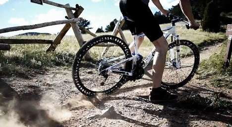 airless bike tires
