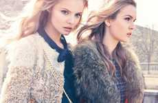 The Max&Co. Fall 2012 Campaign is Captured on a Crisp Autumn Day