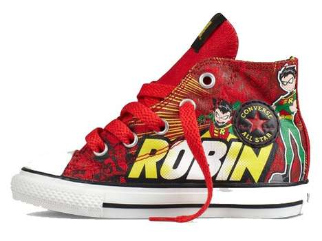Converse Teen Titans