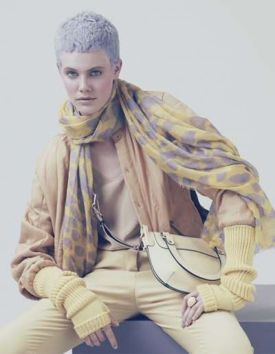 Pastel Pixie Editorials - The Soft Scoop FT How To Spend It Fashion Story is Eclectic