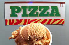 Saucy Italian Frozen Desserts