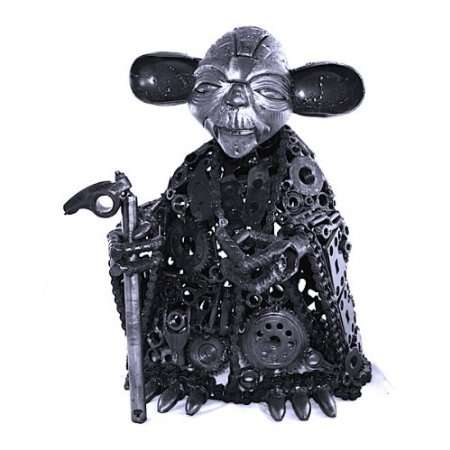 Scrap Metal Yoda