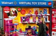 Virtual Pop-Up Shops - Christmas Shopping Made Easy with Wal-Mart's Virtual Pop-Up Shops