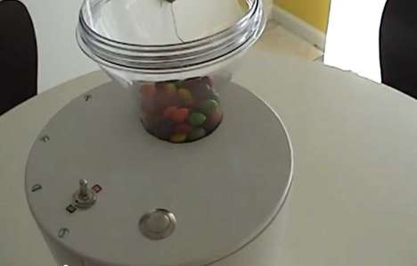 skittles sorting machine