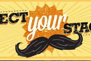 Select Your Stache Infographic Showcases Iconic Shaves