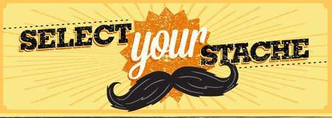 select your stache infographic
