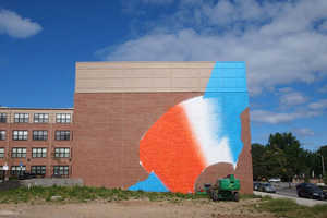 Street Artist Momo Work Could Be Shown in a Traditional Art Gallery