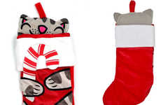 TV-Inspired Holiday Decor - The Soft Kitty Christmas Stocking is Perfect for Big Bang Theory Fans