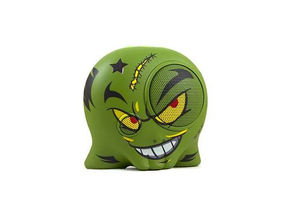 Grinch-Like Speakers