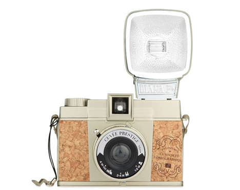 Lomography 20th Anniversary Champagne Edition