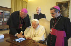 Unlikely Social Media Users - Against All Odds, Pope Benedict XIV Joins Twitter