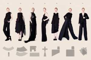 Jin Kay is Inspired by 'In Praise of Shadows' For Current Collection