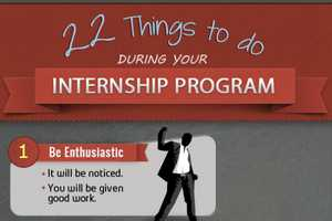 Things to Do During Your Design Placement or Editorial Internship