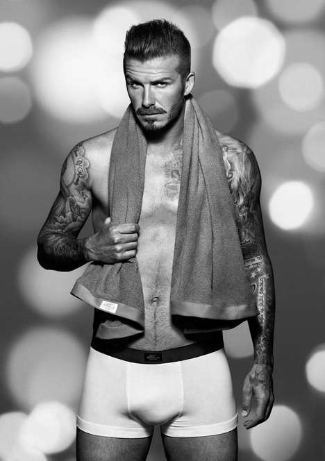 David Beckham for H&M Christmas