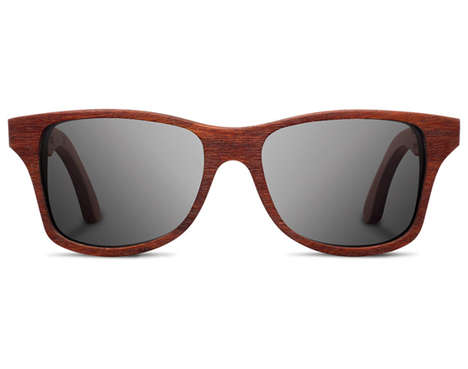 Storm Relief Sunglasses - The Shwood Recovery Initiative Shades Aid Hurricane Sandy Recovery Efforts