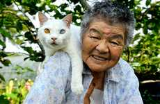 The 'Misao the Big Mama and Fukumaru the Cat' Series is Touching
