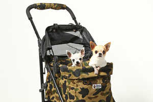 A Bathing Ape x Mother Cart Join Forces to Spoil Your Pets